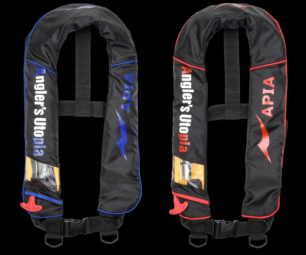 APIA INFLATABLE LIFE JACKET