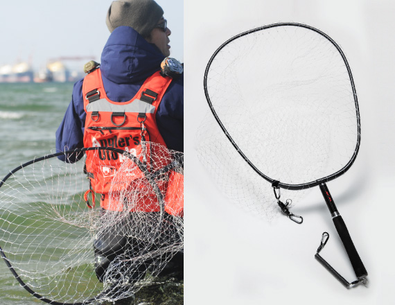 APIA CARBON WADING NET Ⅲ