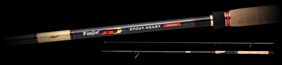 STOUT HEART 90MH